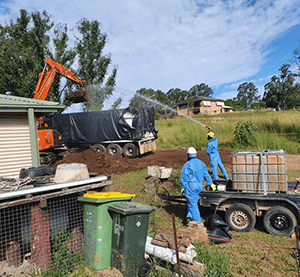 Bushfire Clean Up Projects - Fenwick Demolition and Dirt