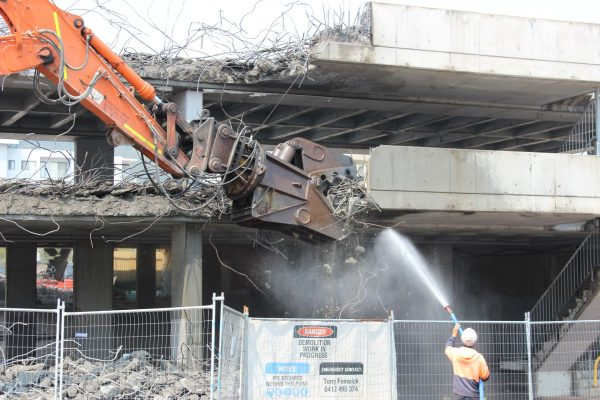 Donald Street Carpark - Fenwick Demolition and Dirt​